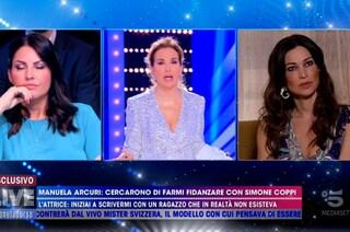 """Manuela Arcuri attacca Pamela Perricciolo: """"Mi ha accostata alla 'ndrangheta, un fatto gravissimo"""""""