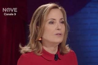 """Barbara Palombelli: """"Ho subito molestie. Non ho denunciato, chi lo fa diventa doppiamente vittima"""""""