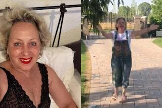 """Carolyn Smith prima e dopo la chemio: """"Effetto Heidi dopo il trattamento"""""""