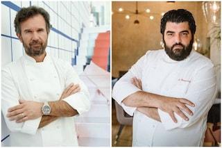Cracco e Cannavacciuolo tra gli chef più ricchi d'Italia, se la Tv conta quanto le Stelle