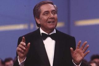 Ottimi ascolti per l'omaggio a Corrado di Canale 5, Grecia - Italia è il programma più seguito