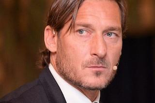 La conferenza stampa di Francesco Totti in diretta su Rai2 lunedì 17 giugno