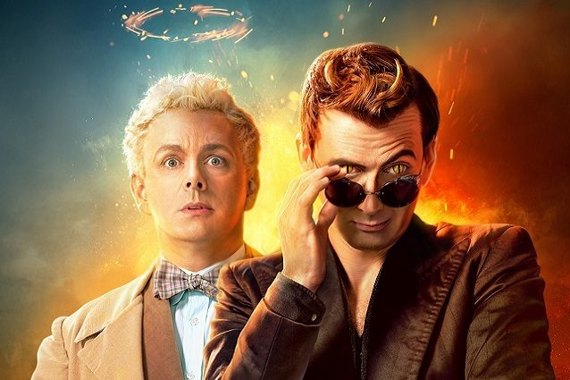 Una petizione a Netflix per cancellare Good Omens... su Amazon Video