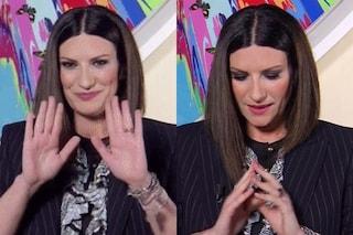 """Buon compleanno Pippo, Laura Pausini si commuove: """"Che roba, dopo così tanti anni"""""""