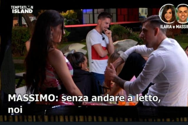 Temptation Island 2019, video censurato: