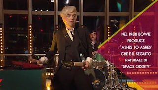 "Morgan scontento del suo speciale su David Bowie: ""Non sono responsabile del montaggio"""
