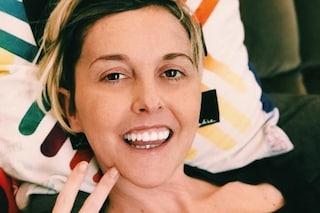 """Nadia Toffa: """"Oggi riposo poi fisioterapia"""" e incoraggia chi sta lottando contro il cancro"""