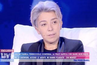 """Pamela Perricciolo: """"Abbiamo deciso in tre, neanche l'esorcista riuscirebbe a plagiare Pamela Prati"""""""