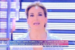 """Barbara D'Urso rifiuta di intervistare Pamela Prati: """"Ci ha chiesto dei soldi, migliaia di euro"""""""