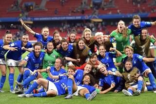 L'affetto degli italiani travolge la Nazionale Femminile, boom di ascolti per le ragazze mondiali