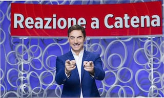 """Boom di """"Reazione a Catena"""", gli ascolti volano ed è la rivincita di Marco Liorni"""