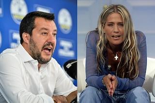 """Heather Parisi a Matteo Salvini: """"Si può stare senza Grande Fratello se si ha qualcosa da fare"""""""