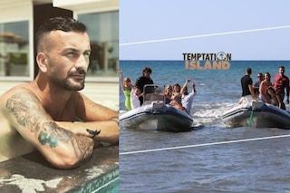 """Prima puntata di Temptation Island, Nicola Panico: """"L'edizione dei tradimenti, coppie già scoppiate"""""""
