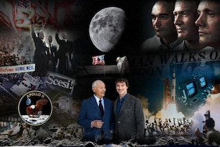 'Quella notte sulla Luna' vince gli ascolti, Piero e Alberto Angela riuniti conquistano il pubblico