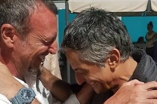 """Amadeus a Sanremo 2020, Fiorello esulta e """"conferma"""" che all'Ariston ci sarà anche lui"""