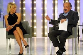 """Maria De Filippi si racconta: """"Non sarei mai finita in tv se non ci fosse stato Maurizio Costanzo"""""""