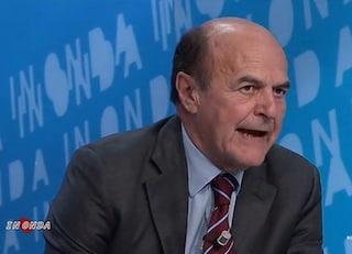 """Bersani indignato dagli insulti sessisti a Carola Rackete: """"Se ero lì scappava il cazzotto"""""""