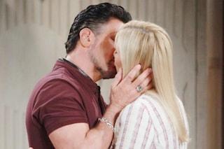 Beautiful, anticipazioni 15 - 19 luglio: Brooke bacia Bill, il matrimonio con Ridge vacilla