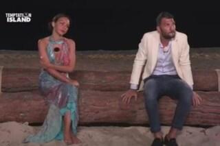 Temptation Island 2019: Jessica Battistello lascia Andrea Filomena ed esce con Alessandro Zarino