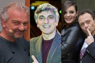 Rai, la grande comicità con Vincenzo Salemme, Maledetti amici miei e speciali Made in Sud su Rai2