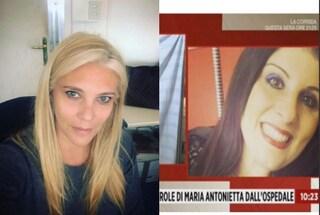 """Bruciata viva dal suo ex, Eleonora Daniele scrive a Maria Antonietta Rositani: """"Siamo tutti con te"""""""