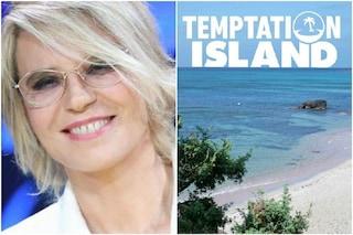 """Maria De Filippi: """"C'è un Temptation Island nella vita di ognuno di noi"""""""