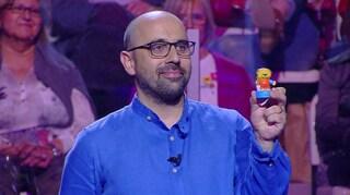 Chi è Francesco: il nuovo campione di Caduta Libera, che ha battuto Nicolò Scalfi