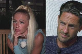 """Katia Fanelli e Vittorio Collina dopo il falò, lui è irremovibile: """"Vogliamo cose diverse"""""""