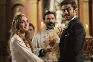 Il segreto, anticipazioni 15 - 19 luglio: paura al matrimonio di Julieta e Saul