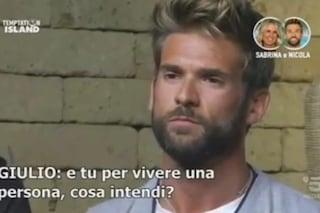 """""""E se fosse incinta?"""": i timori di Nicola Tedde, Sabrina sempre più vicina al single Giulio Raselli"""