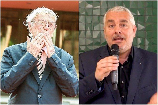 In foto: Raffaele Pisu e Paolo Rossi Pisu