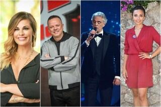 Rai: Vanessa Incontrada e Gigi D'Alessio, Bocelli e Serena Rossi, due coppie per due show