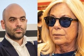 """Roberto Saviano: """"Morte Mario Rega strumento anti-migranti"""". Dalla Chiesa: """"La scorta lo lasci solo"""""""