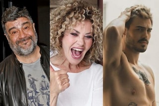 Il cast di Tale e Quale Show 2019: ci sono anche Francesco Pannofino, Eva Grimaldi e Francesco Monte