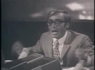 """""""Ha toccato!"""", storia del doppio errore nell'annuncio Rai dello sbarco sulla Luna"""