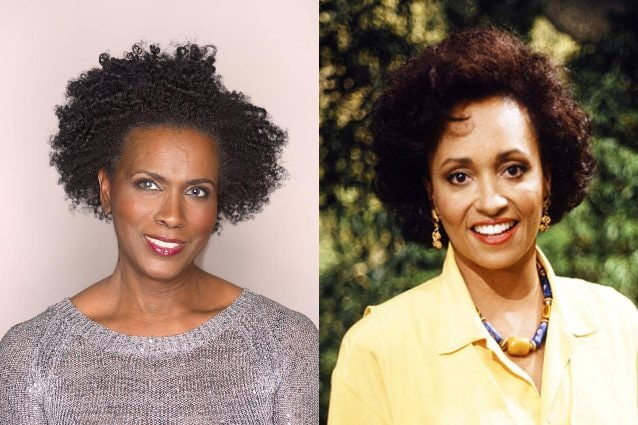 Janet Hubert – Whitten e Daphne Maxwell Reid