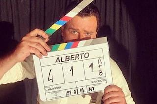 """Al via le riprese di """"Alberto"""", miniserie sulla vita di Alberto Sordi con Edoardo Pesce"""