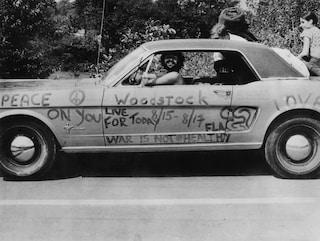 """""""Woodstock. La musica di una rivoluzione"""", Rai3 celebra i 50 anni del leggendario Festival rock"""