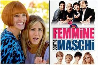 """Agli ascolti tv sfida tra commedie: """"Mother's Day"""" batte di poco """"Femmine contro maschi"""""""