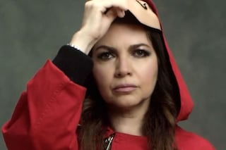 """Cristina D'Avena canta la sigla italiana de La Casa di Carta: """"Io lo so che se lotterò, Rio tornerà"""""""