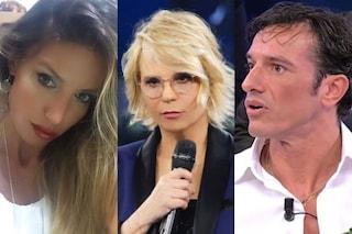 """Anticipazioni Trono Over, Cristina: """"David mi ha umiliato"""", la reazione di Maria De Filippi"""