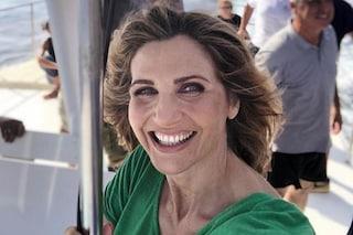 Lorella Cuccarini protagonista al GF Vip pur non essendo in casa, sabato sarà ospite a Verissimo