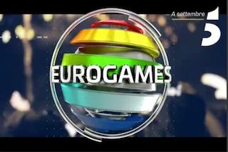 """Euro Games, il ritorno dei """"Giochi senza frontiere"""" dal 19 settembre su Canale 5"""