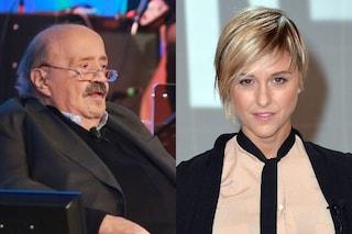 """Maurizio Costanzo: """"Hanno accusato Nadia Toffa di aver lucrato sul cancro. Hater, vergognatevi"""""""