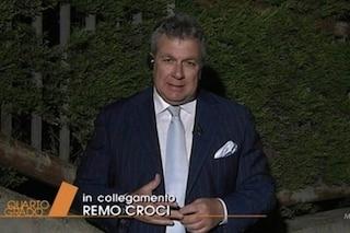 """Remo Croci lascia 'Quarto Grado': """"Sarò inviato per i tg Mediaset"""""""