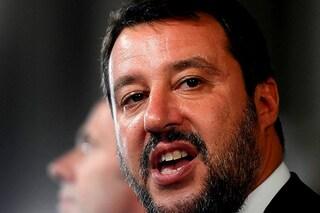 Matteo Salvini in prima serata su Rai1 e gli ascolti calano a picco