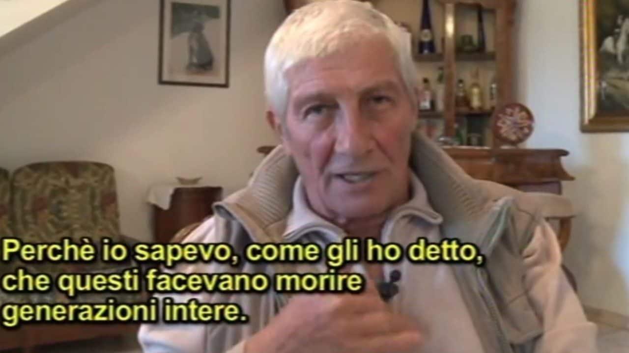 Carmine Schiavone a Le Iene