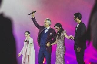 Ascolti tv: vince Ali di Libertà, il grande show musicale di Andrea Bocelli
