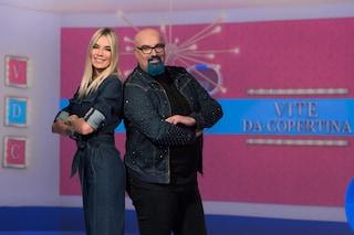 """""""Vite da Copertina"""", la nuova sfida di Giovanni Ciacci in coppia con Eleonoire Casalegno"""