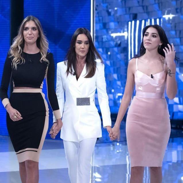 Le figlie di Sinisa Mihajlovic a Verissimo